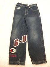 G Unit BRAND blue Jeans Hose Jungen Größe 6