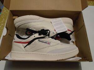 NIB Reebok Club C 85 RAD Men's Size 10 Shoes  Chalk Coal Santhemum BS5152