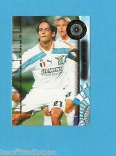 CALCIO CARDS 2001-PANINI- numero 82- SIMONE INZAGHI - LAZIO