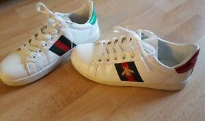 Gucci Sneaker ACE weiss Gr. 38
