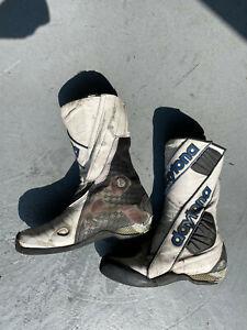 Stiefel Daytona Evo Security stark gebraucht Gr. 45