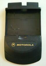 Cover guscio FLIP ORIGINALE Motorola Startac Star tac 80 85  BLU SCURO TIM