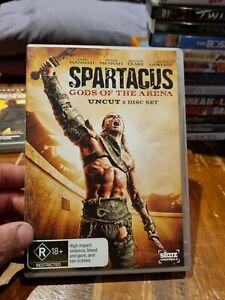 Spartacus - Gods Of The Arena ( Uncut 2 Disc Set )