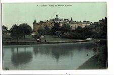 CPA- Carte postale-Belgique-Liège- Etang du Square d'Avroy -1910 VM18526