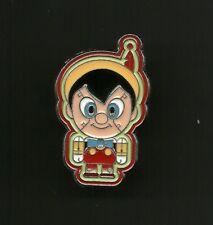 Pinocchio Tiki Totem Pole Style Hong Kong Disneyland Splendid Walt Disney Pin