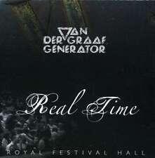 Van Der Graaf Generator - Real Time [2 CD] FIE RECORD