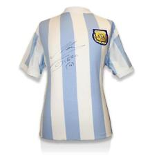 M Signed European Player/Club Football Shirts