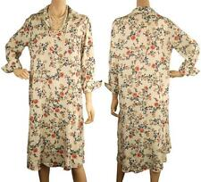 ConMiGo London A001746 white flora silk dress