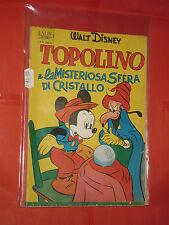 GLI ALBO D'ORO DI TOPOLINO-n° 36 -annata del 1954-originale mondadori- disney
