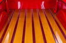 Bed Strips Ford 1953 - 1956 Steel Hidden Fasteners F350 Pickup Truck Wood