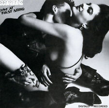 Love at First Sting [PA] by Scorpions (Germany) (CD, Sep-1984, Island/Mercury)