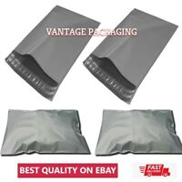 Details about  /Plastic Poly Mailing Postage Packaging Recyclable Coloured Bags Grey Black White