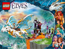 NEW INSTRUCTIONS ONLY LEGO QUEEN DRAGON'S RESCUE 41179 Elves book from set