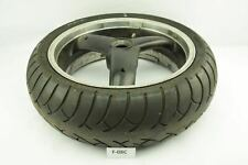 Triumph Speed Triple T509 885 Bj. 1998 - Rear wheel rear wheel rim A566028826