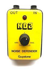 Guyatone ND2, Micro Series, Noise Defender, Noise Gate, Made In Japan, 1980's