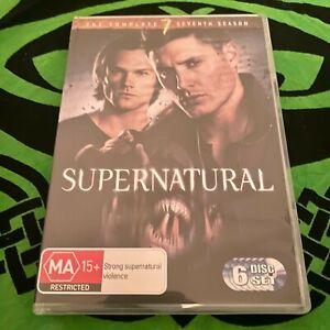 Supernatural Season 7 (2011) - 6-Disc DVD Set