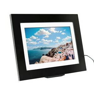 PhotoShare Friends and Family Smart Frame 10.1″ Black
