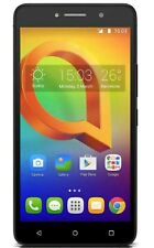 "Brand New Alcatel A2 XL Black 6"" 8GB 3G Dual Sim Smartphone Bargain Price selead"