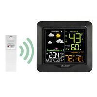 S85814 La Crosse Technology Wireless Color Weather Station with TX141TH-BV3