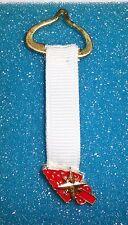 Order of the Arrow OA Arrowman Service Award Dangle Ribbon with Case