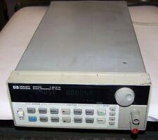 HP 66312A DYNAMIC MEASUREMENT DC SOURCE 0-20V / 0-2A