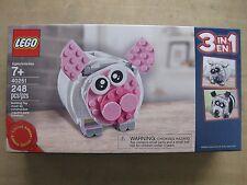 Lego Piggy Bank 40251 Promo 3 in 1