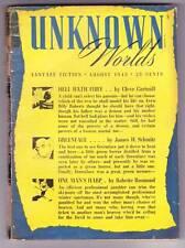 Pulp UNKNOWN August 1943 -  Cleve Cartmill, James Schmitz, Jack Williamson