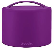 Aladdin Bento Kids boîte déjeuner enfants, 0,65 l, Berry Violet