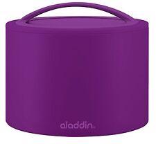 Aladdin Bento Kids Children Lunch Box, 0.65L, Berry Purple