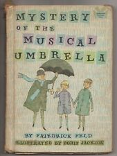 Mystery of the Musical Umbrella by Friedrick Feld (1962, Hardcover)