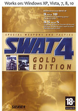 SWAT 4: Gold Edition PC Game