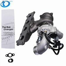 New Turbo Fit for Land Rover Evoque Ford Mondeo AJ-i4D B4204T7 Eoost 2.0L