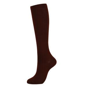 Compression Socks Sports for Men Women Calf Shin Leg Running Fitness Cross S~XXL