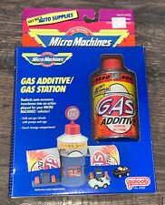 Vintage 89 Micro Machines Secret Supplies Gas Additive Playset NEW IN BOX