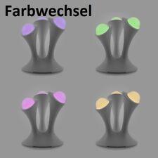 LED Nachtlicht Lampe Schlummerlicht Farblicht 3 Leuchtkugeln herausnehmbar