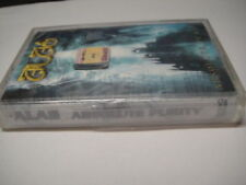 Alas – Absolute Purity TAPE/Cassete SEALED Russian