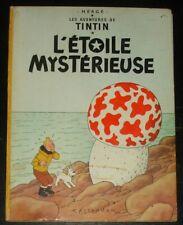 Tintin / L'étoile mystérieuse / France 1966 / Herge / 10B36 138951