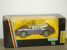 Porsche 911 Carrera 2 Cabrio - Schabak 1110 Germany 1:43 in Box *42912