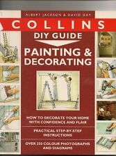 Painting and Decorating (Collins DIY guides),Albert Jackson, D ,.9780004127682