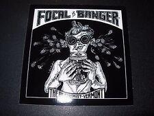 ALCHEMIST BREWING Focal Banger Logo STICKER decal craft beer brewery