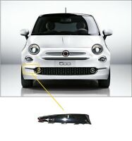 Fiat 500 2015-  Front Bumper Moulding Chrome Driver Side Insurance Approved New