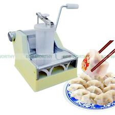 Hand-cranking Dough Press Maker Dumpling Cooking Tool DIY Pie Home Kitchen