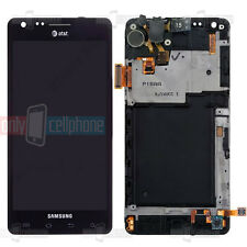 Original Samsung i997 Infuse 4G LCD Display Touch Screen w/ Framme & Small Parts