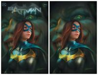BATMAN #100 SHANNON MAER TRADE/VIRGIN VARIANT SET LIMITED TO 600 SETS WITH COA