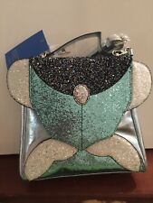 "Disney Parks Exclusive New DANIELLE NICOLE  ""CINDERELLA"" Purse Handbag"