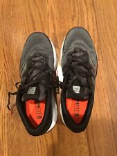 "SAUCONY ""Guide ISO 2"" Mens Black/Red Running Shoes Size 11"