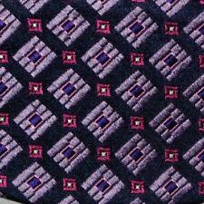 Bow Tie Men Silk Blue Purple SELF TIE Bow Tie