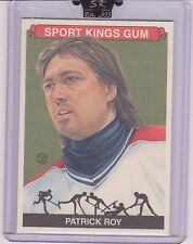 AWESOME 2007 SPORT KINGS PATRICK ROY HOCKEY CARD #29 ~ HALL OF FAME GREAT