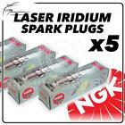 5x NGK SPARK PLUGS Part Number IZFR6H11 Stock No. 4294 Laser Iridium New Genuine