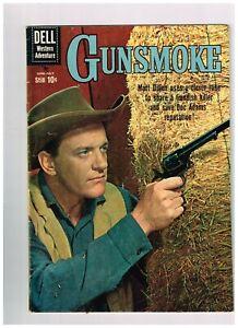 GUNSMOKE 10c COMIC #21 JUNE-JULY 1960